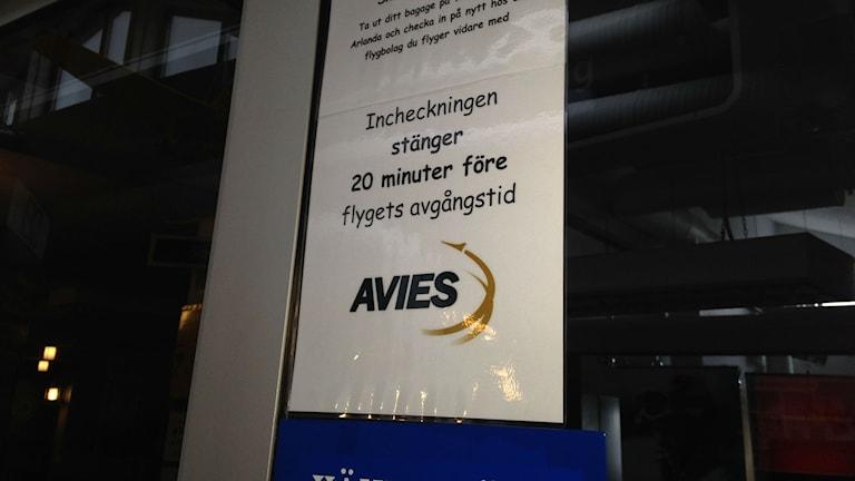 Direktflyg fortsätter samarbete med Avies