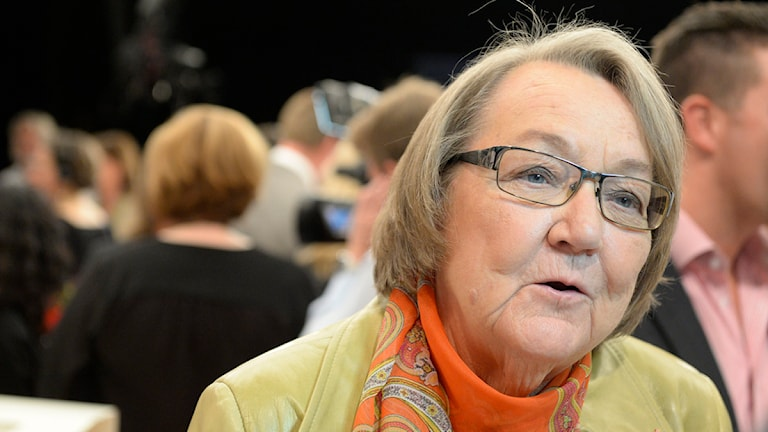 Marit Paulsen får pris för sitt djurskyddsarbete