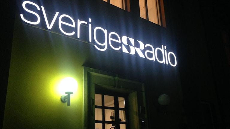 Valvaka med P4 Dalarna, Sveriges Radio.