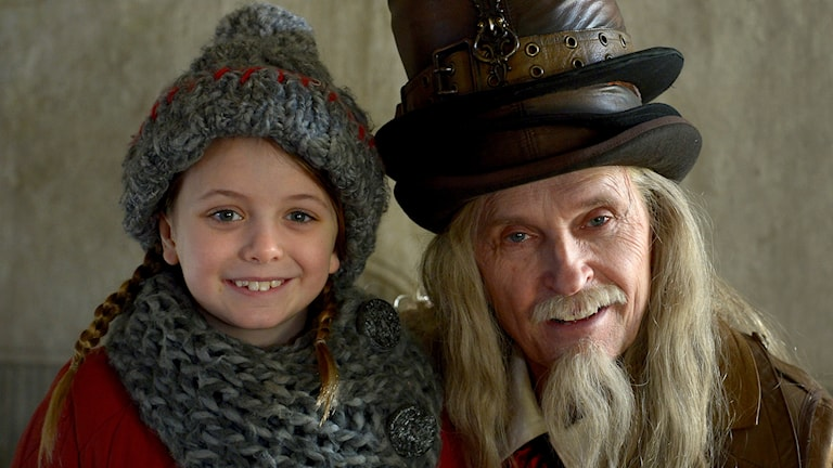Karaktärerna Selma och Efraim von Trippelhatt
