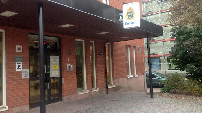 Man död i arresten i Borlänge