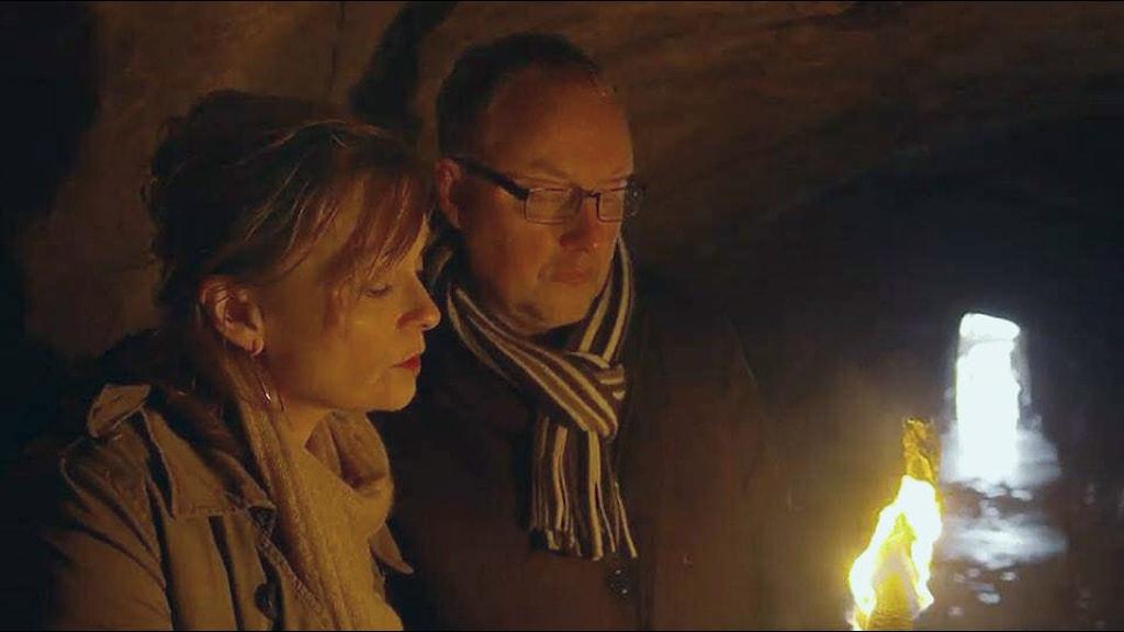 Leif Mörkfors har släktforskat åt Marie Richardsson.