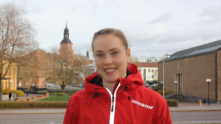 Tove Alexandersson. Foto: Lars Svan/Sveriges Radio.