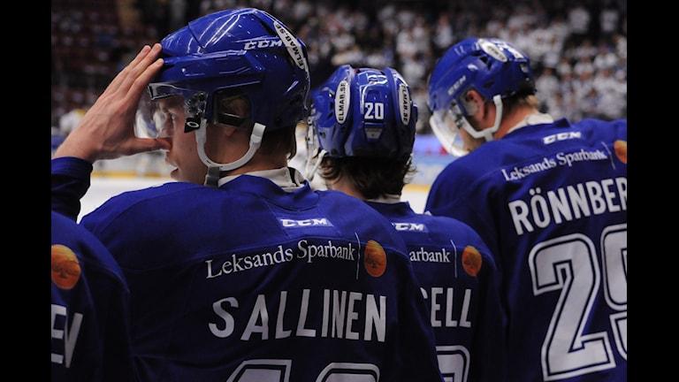 Leksands IF. Foto: Emil Holmgren.
