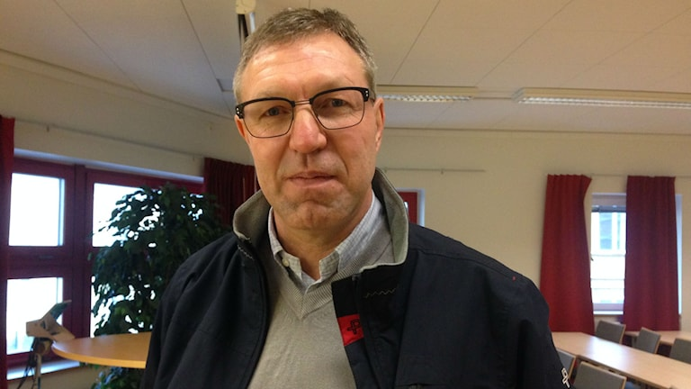 Anders Lindblom smittskyddsläkare i Dalarna. Foto: Salam Abu-Iseifan