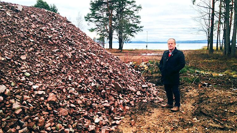 Arne Grahn, vd för kommunala bolagen Orsabostäder och Orsa Lokaler.