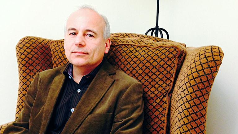 Joachim Winkes, överläkare och biträdande verksamhetschef vid psykiatrimottagningen i Mora.