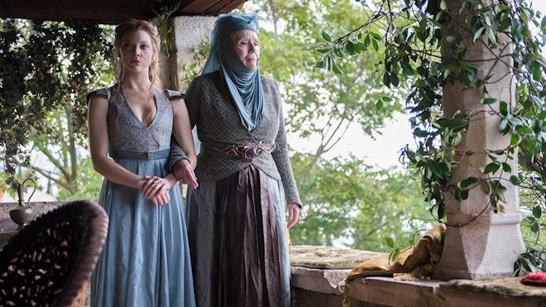 Game of Thrones - världens mest populära tv-serie