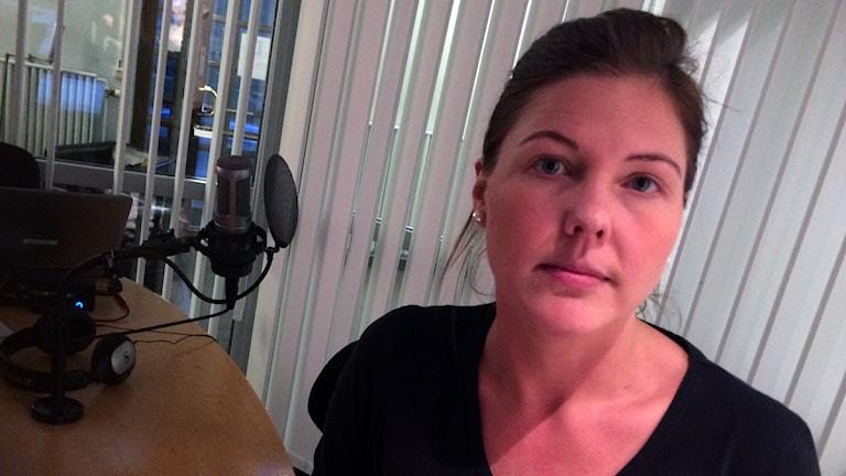 Anna Wressel i Falun utsattes i april för inbrott.