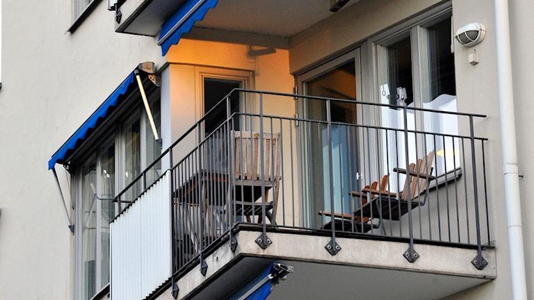 Dalarna har landets mest jämndställda bostadsrättsföreningar. Foto: Hasse Holmberg/TT