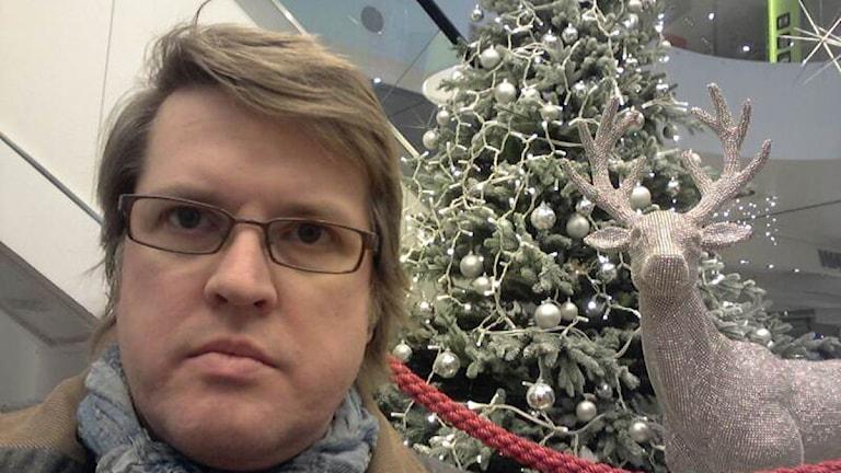 Mattias Klefbeck bloggar om jul
