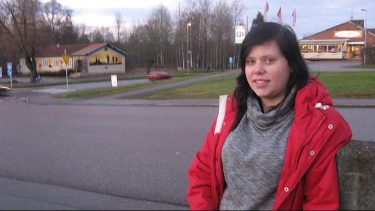 Natalie Wademan från Grängesberg. Foto Stefan Ubbesen