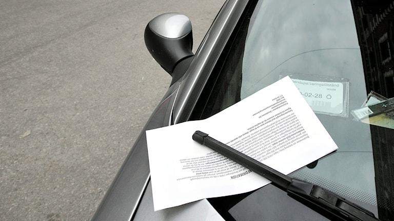 Högre parkeringsböter i Orsa