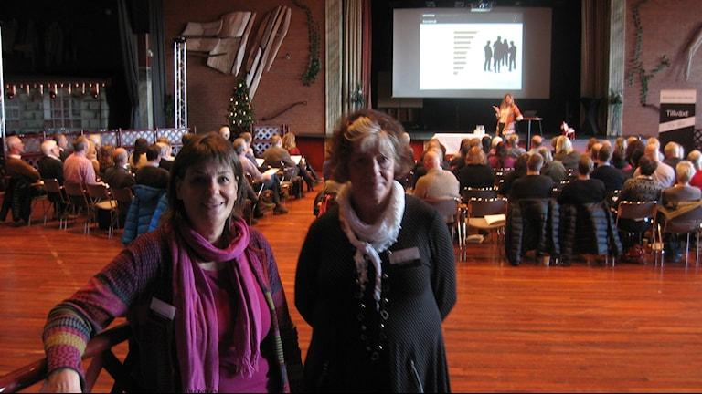 Region Dalarnas skutkonferens i Borlänge idag