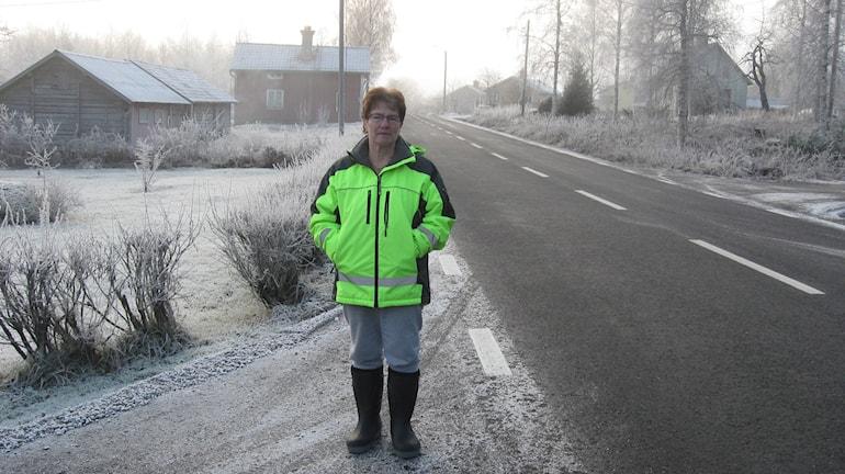 Nu är den upprustade LV 850 mellan Svärdsjö och Gästrikegränsen körklar igen