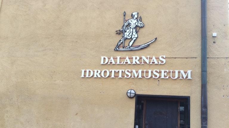 Återöppning av Dalarnas Idrottsmuseum Foto: Sveriges Radio
