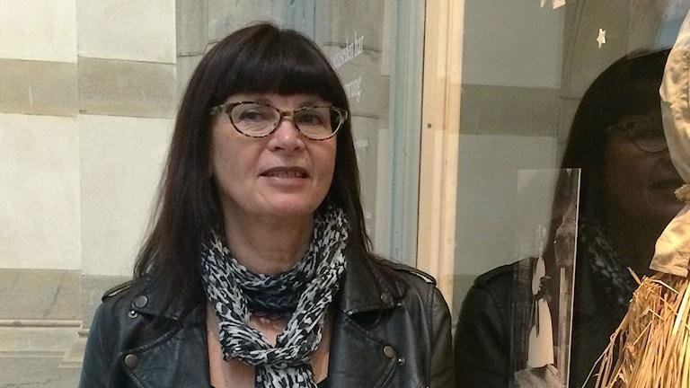 Lena Kättström-Höök, julexpert. Foto: Kajsa Hartig, Nordiska Museet.