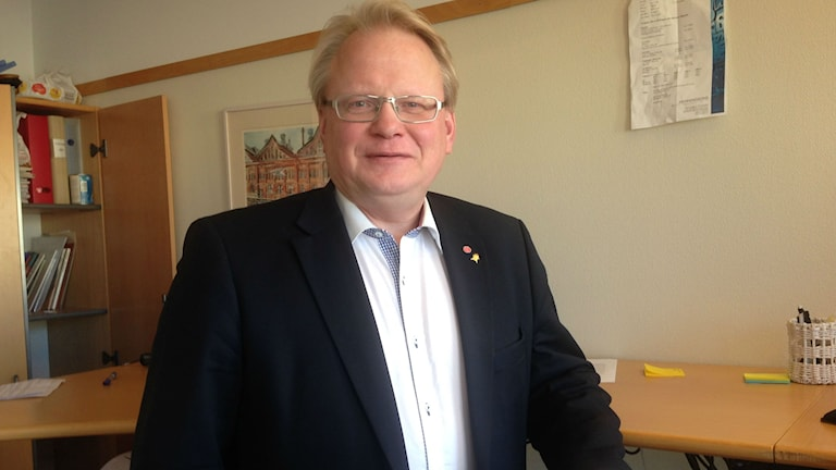 Peter Hultqvist (S). Foto: TT