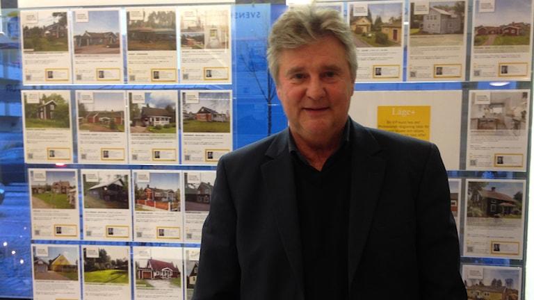 Kjell Björklund, Svensk Fastighetsförmedling