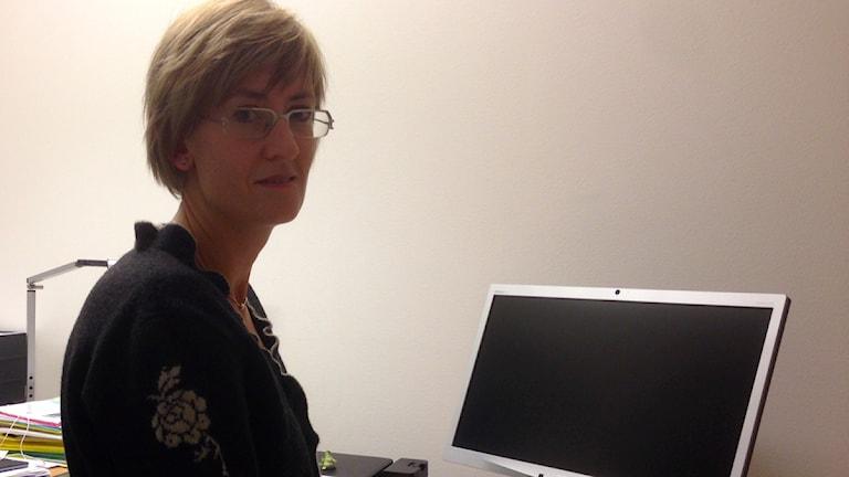 Anna Cederlöf, landstingets personaldirektör