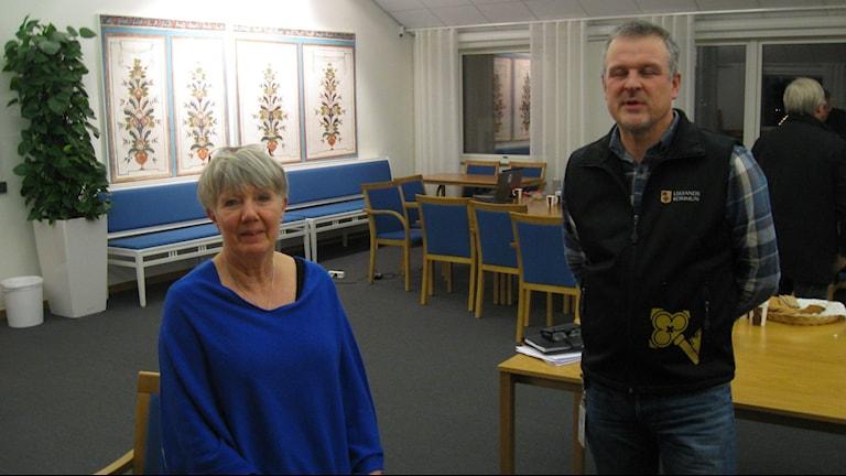 Frågan om centrumtrafiken i Leksand går vidare