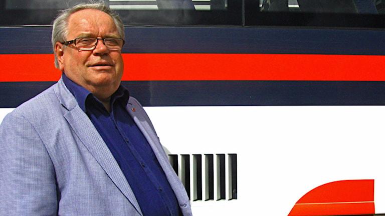 Leif Nilsson, Region Dalarnas ordförande (S)