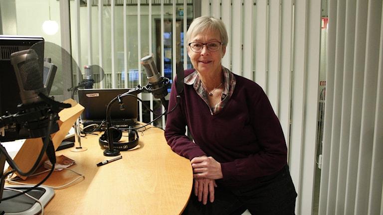 Marianne Omne Pontén är distriktordförande för Rädda Barnen i Dalarna