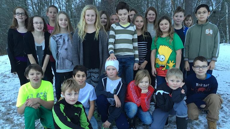 Djuråsskolan F-9 5A i Gagnef