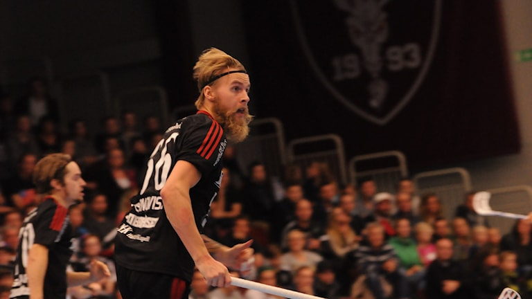 Adam Fernqvist. IBF Falun. innebandy.