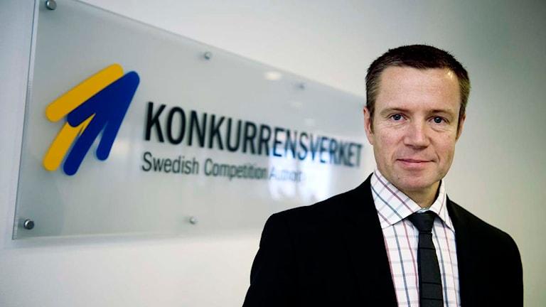 Dan Sjöblom, generaldirektör på Konkurrensverket.