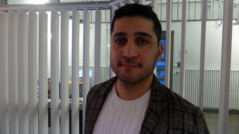 Sohrab Fadai, regionchef för Företagarna Dalarna.