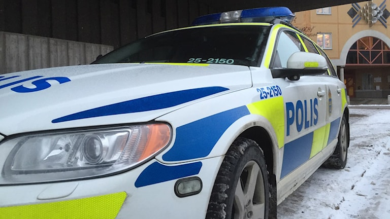 Polis. Foto: Kristian Åkergren.