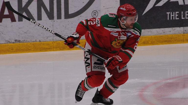 Daniel Hermansson, Mora IK, hockey, ishockey