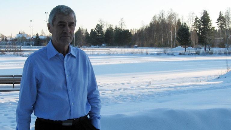 Mats Budh, VD för gasprospekteringsbolaget, Igrene, Foto Stefan Ubbesen
