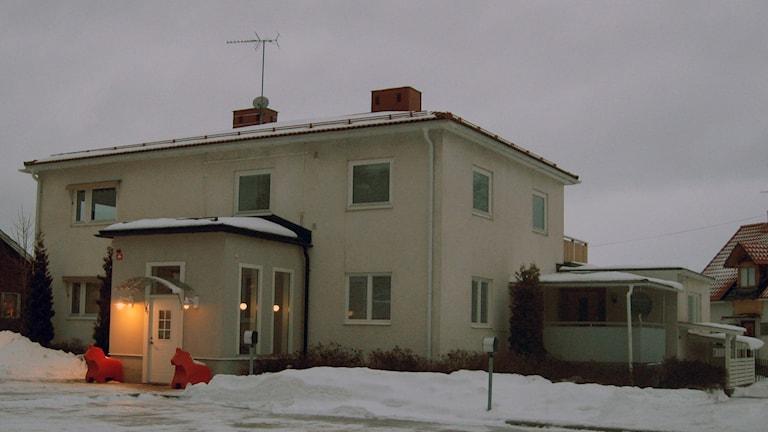 Den nionde februari öppnas det nya HVB-hemmet. Foto: Anna Lindgren