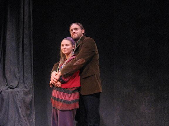 Två pjäser av Kristina Lugn ges av Dalateatern