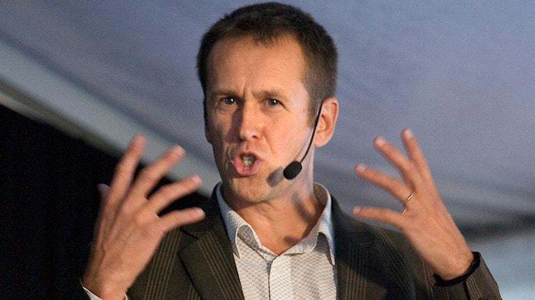 Svante Axelsson, Naturskyddsföreningen