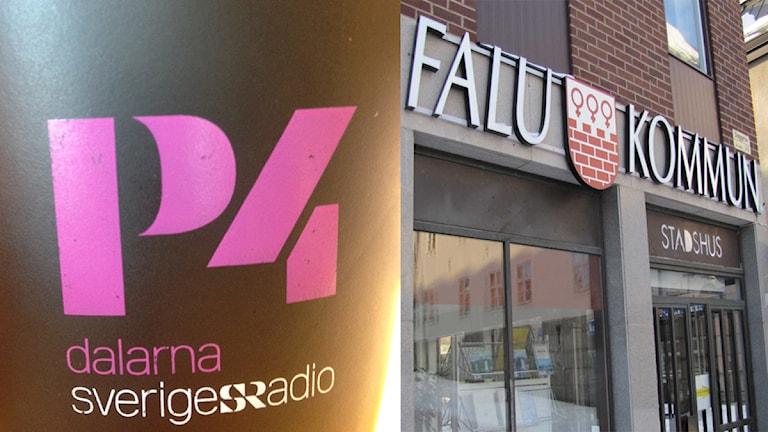 P4 Dalarna och Falu kommun
