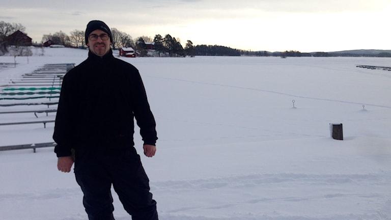 Jonas Gustavsson. Foto: Linn Bäckström