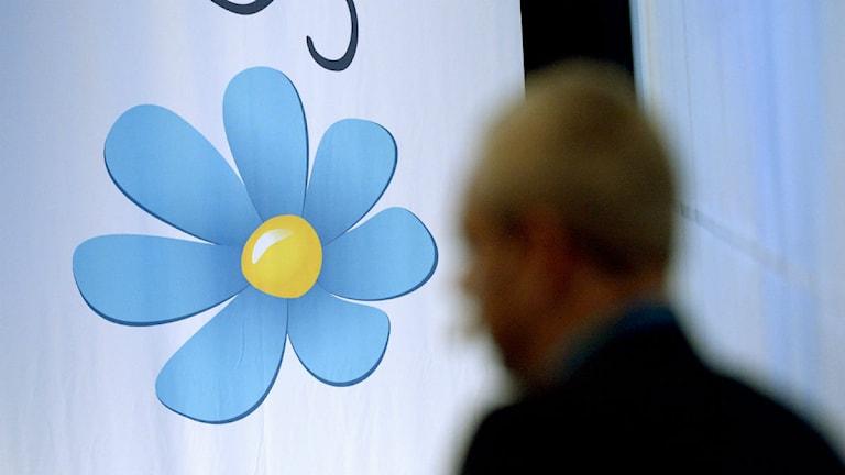 Sverigedemokraterna. FOTO:  Foto: Janerik Henriksson/TT