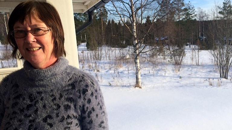 Ingrid Säbb. Foto: Johan Thorén / Sveriges Radio.