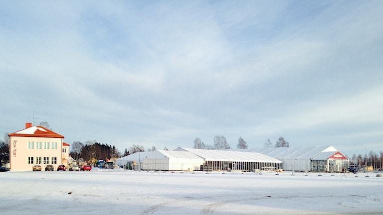 Nu smids planer för strandenområdets framtid. Foto: Anna Lindgren