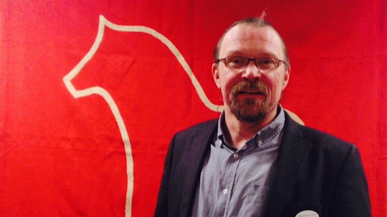Tomas Johnsson, stadsarkitekt Malung-Sälen.