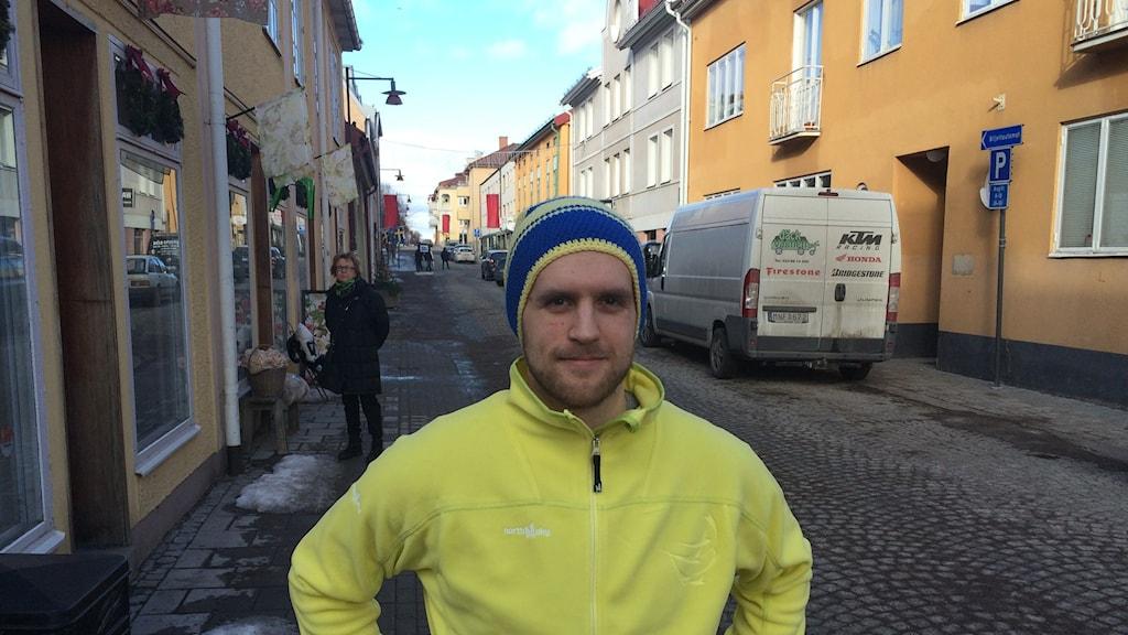 Emanuel Sundqvist, Falu BS, bandy