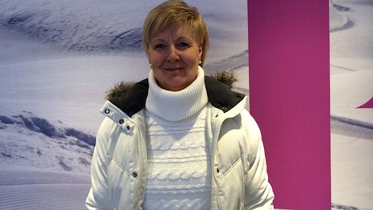 Ingalill Persson (s). Foto: Mia Dalmans/Sveriges Radio.
