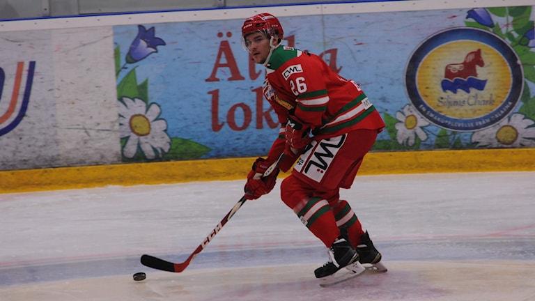 Jesper Eriksen, Mora IK, hockey, ishockey