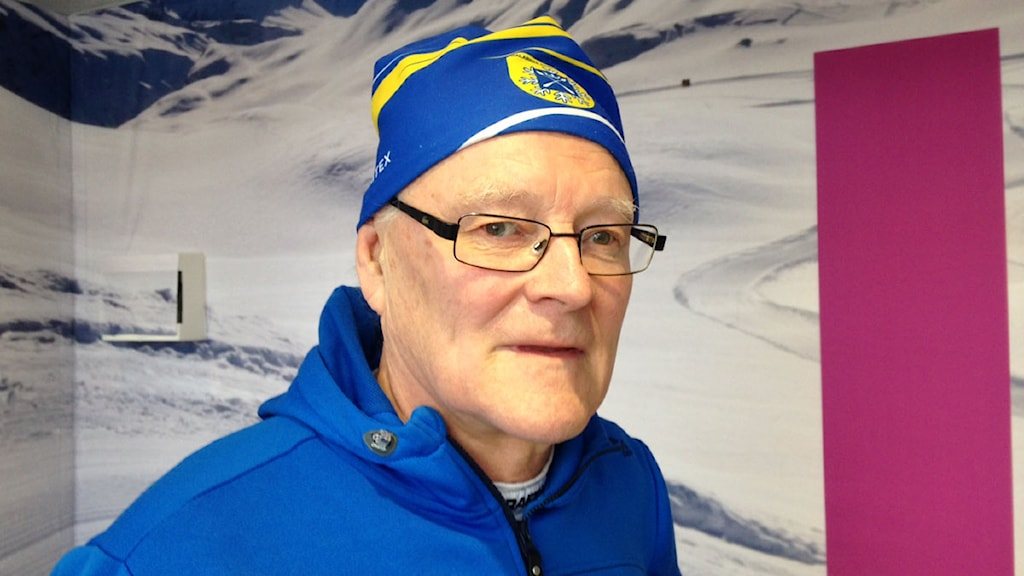 Anders Säterkvist, ordförande i Dalarnas skidförbund
