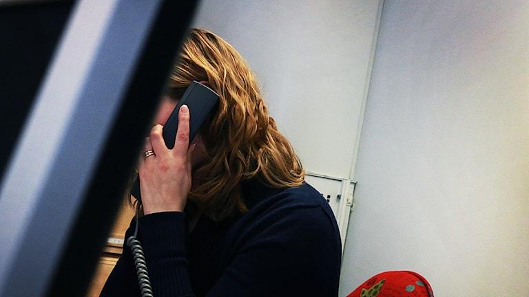 Fler ska nu lättare kunna tips IVO, inspektionen för vård och omsorg, om eventuella missförhållanden. FOTO: Sofie Lind/Sveriges Radio.