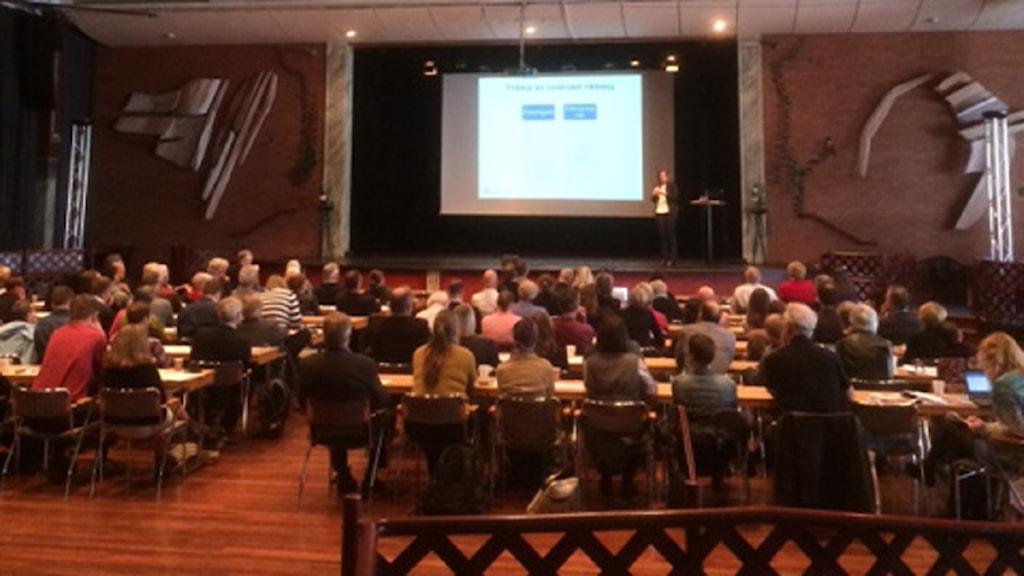 Hållbar konsumtion är temat för Länsstyrelsen Dalarnas energi- & klimatseminarium som arrangeras i Borlänge idag. Det är 13-e året i rad som det arrangeras.