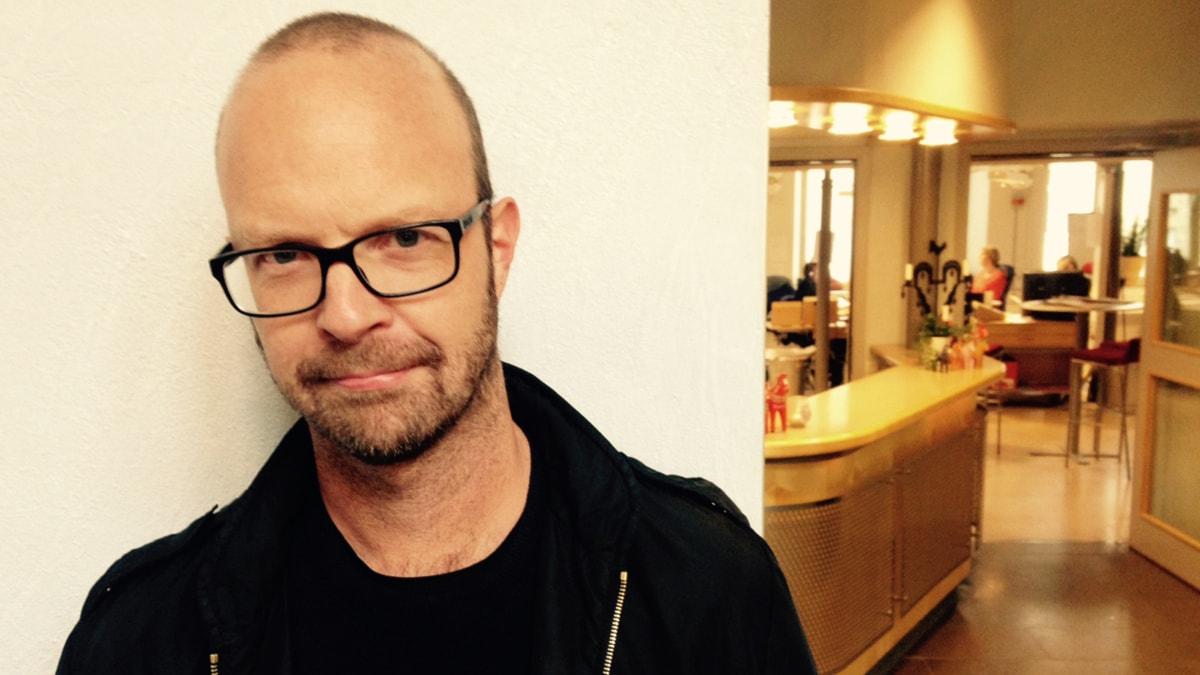 Alfred Skogberg som är Generalsekreterare på Suicide Zero